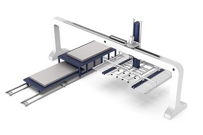 中薄板自动上下料系统ALG系列