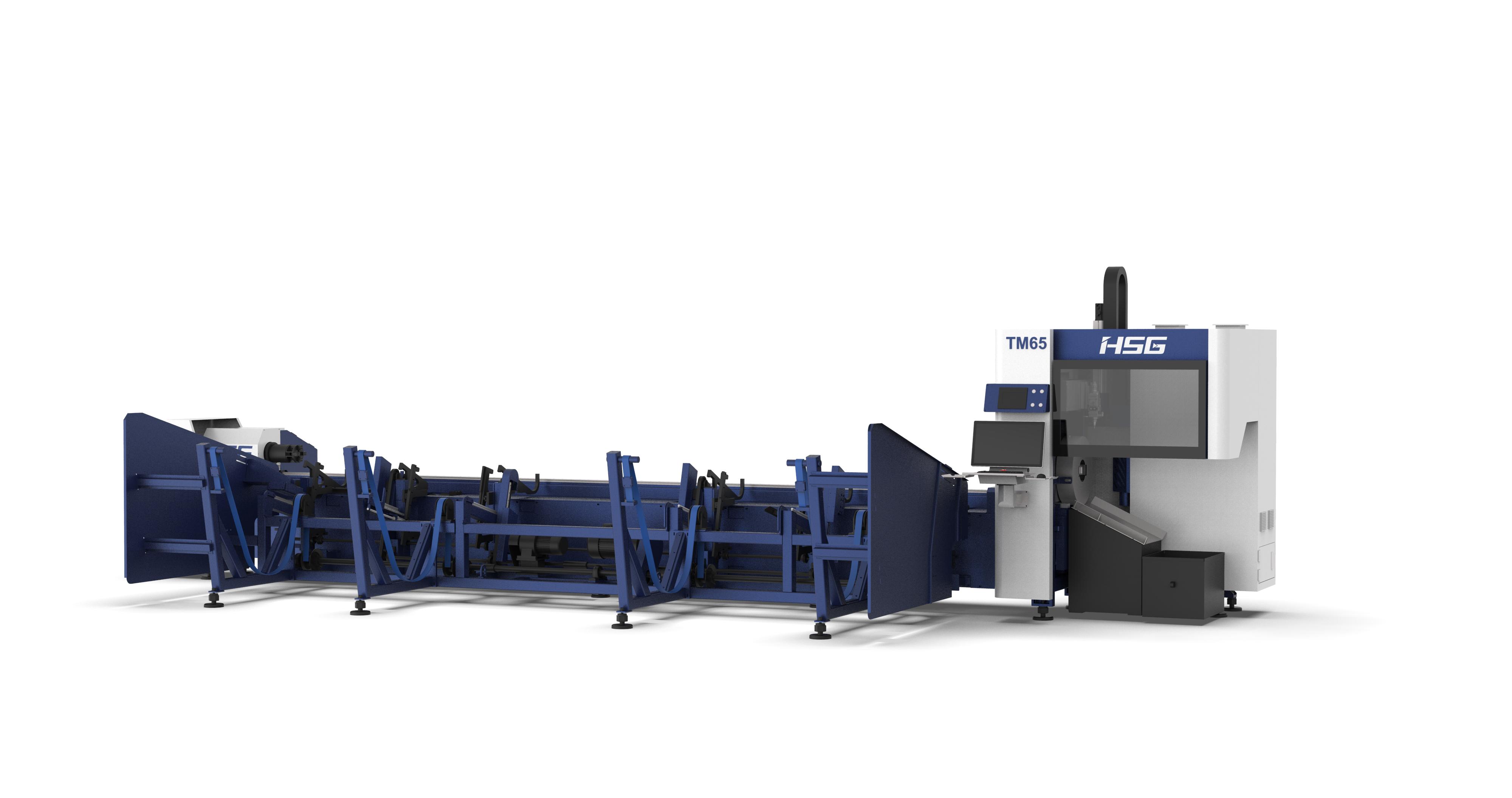 小管高速激光切管机TM65 II系列